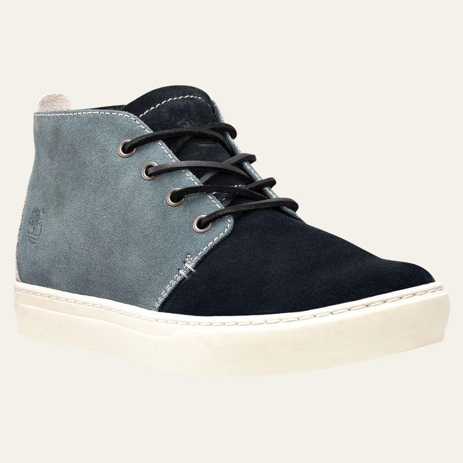 รองเท้า MEN'S ADVENTURE CUPSOLE CHUKKA SHOES BLACK SUEDE Style A18BK001 Shoe Size 42 - 43 พร้อมกล่อง