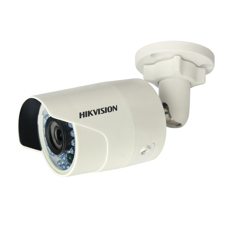 Hikvision DS-2CD2012F-IW 1.3MP Bullet WIFI HD IP Camera POE with Build-in SD Card Slot