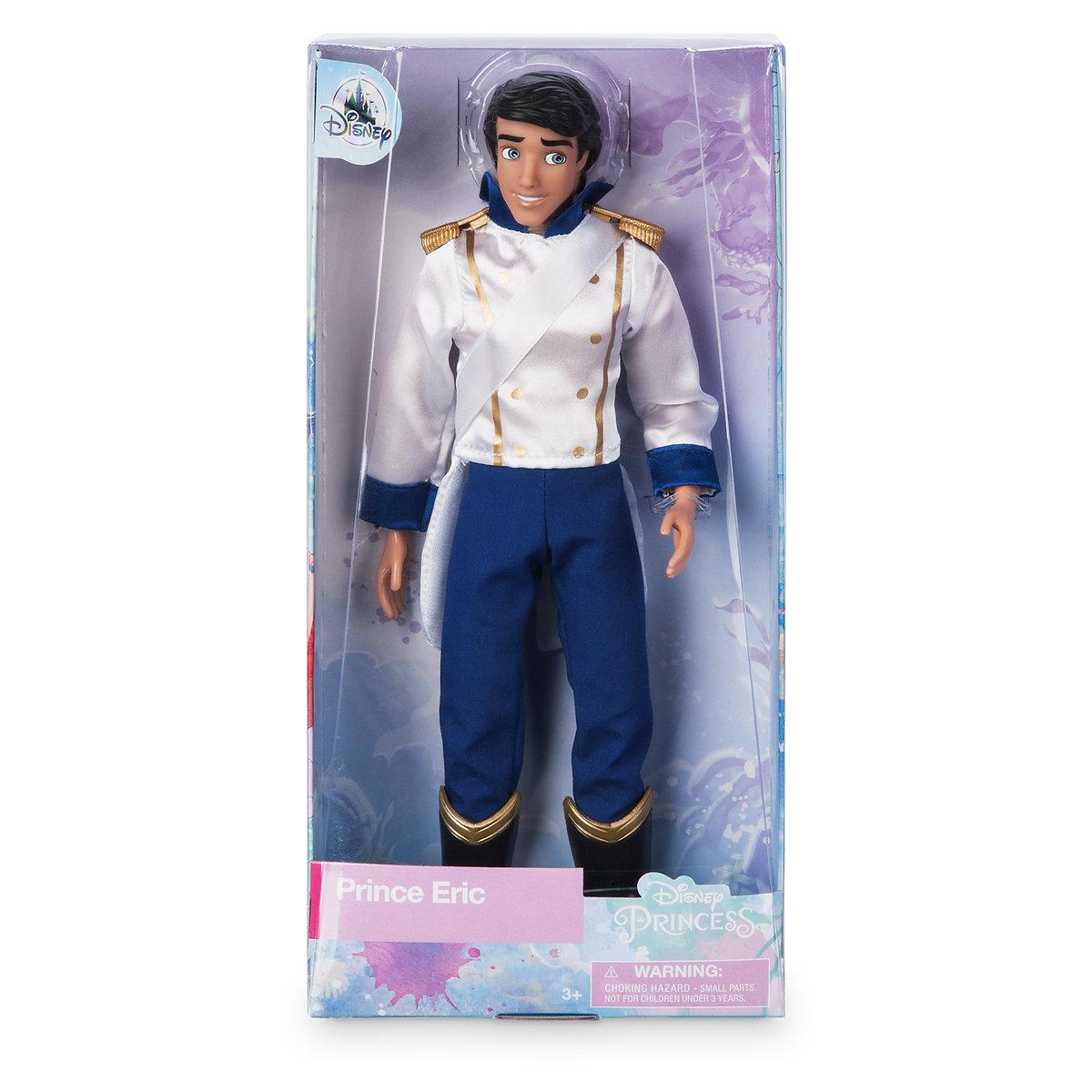 Prince Eric Classic Doll - The Little Mermaid - 12'' ของแท้ นำเข้าจากอเมริกา