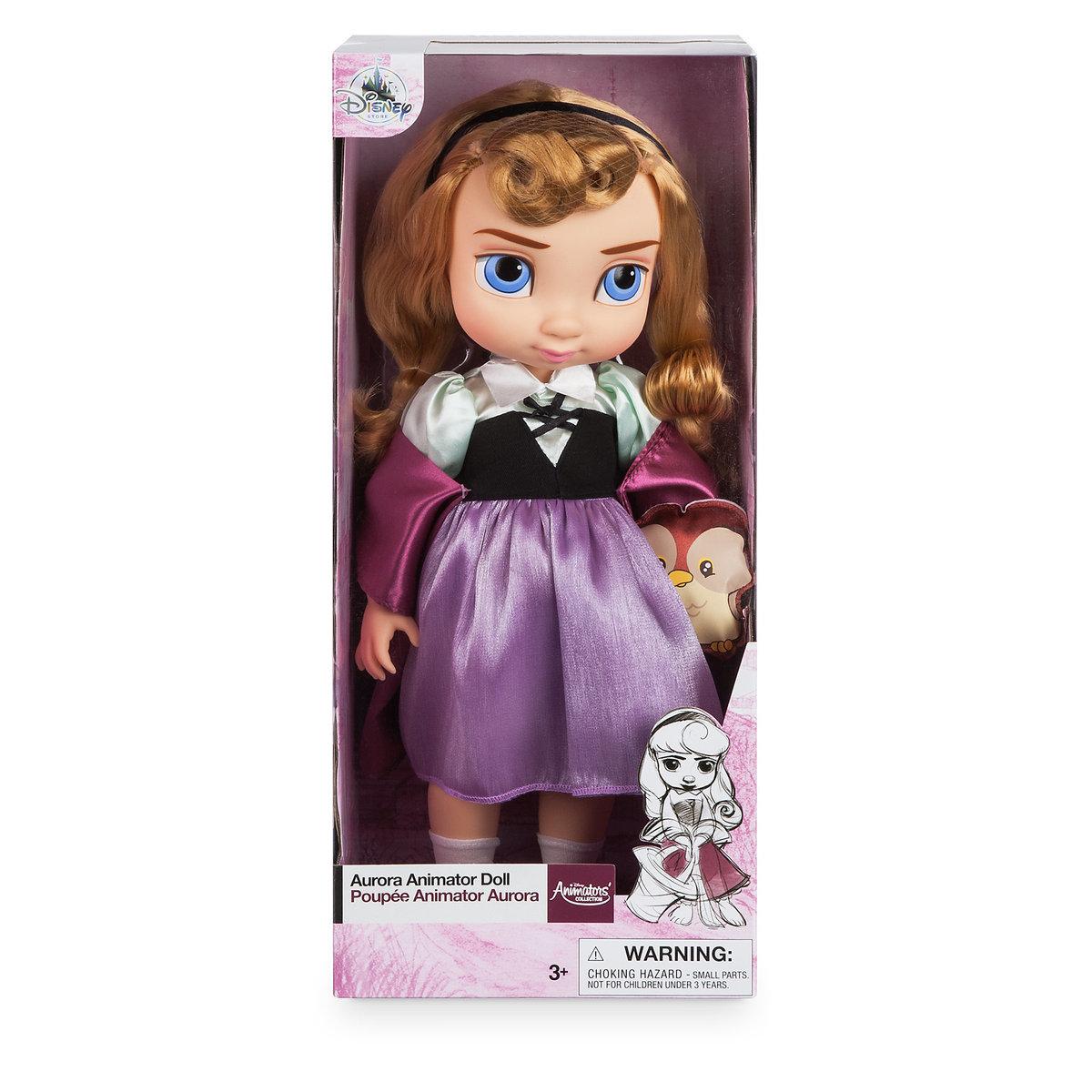 Disney Animators' Collection Aurora Doll - 16'' ของแท้ นำเข้าจากอเมริกา