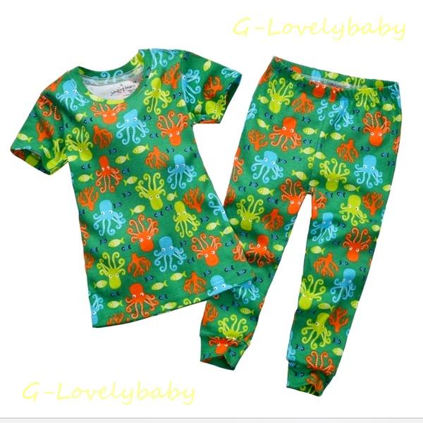 ชุดเด็ก แบรนด์ jumping beans ชุดเสื้อแขนสั้นกางเกงขายาวเด็ก