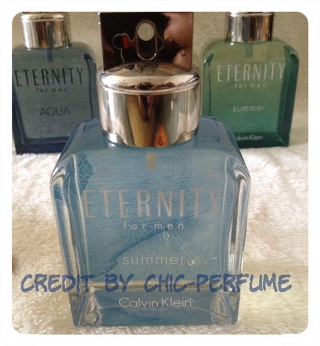 น้ำหอม CK Eternity Summer 2010 For Men EDT 100 ml.