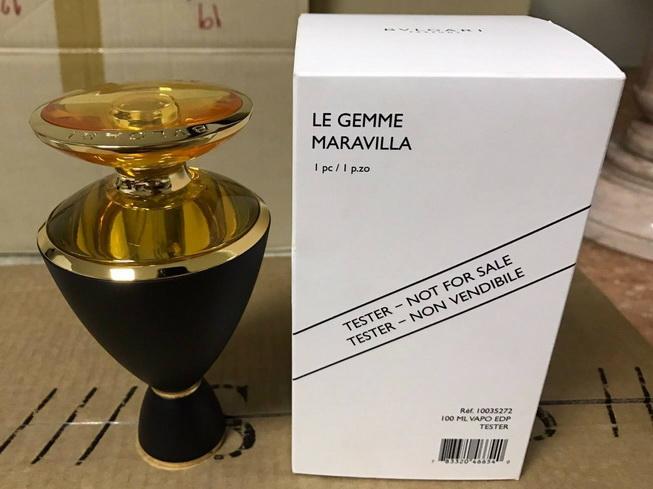 น้ำหอม BVLGARI LE GEMME MARAVILLA EDP 100ML.(มีกล่อง)