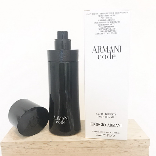 น้ำหอม Armani Code Pour Homme EDT 75 ml. (มีกล่อง)