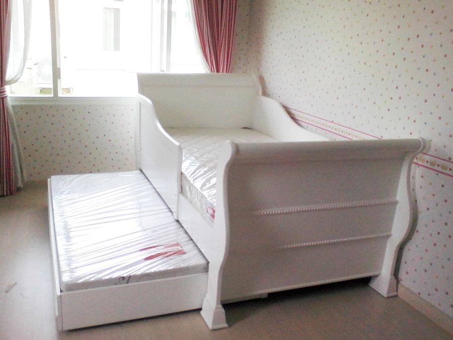 เตียง 2 ชั้นเตี้ย