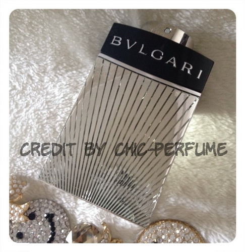 น้ำหอม Bvlgari Man The Silver Limited Edition EDT 100 ML. (มีกล่อง)