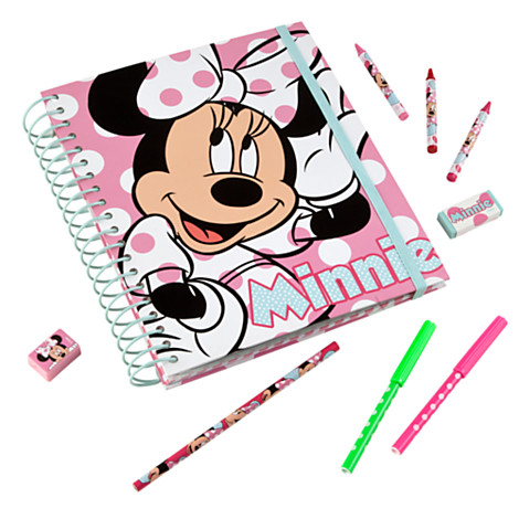 z Minnie Mouse Fun on the Run Art Pack