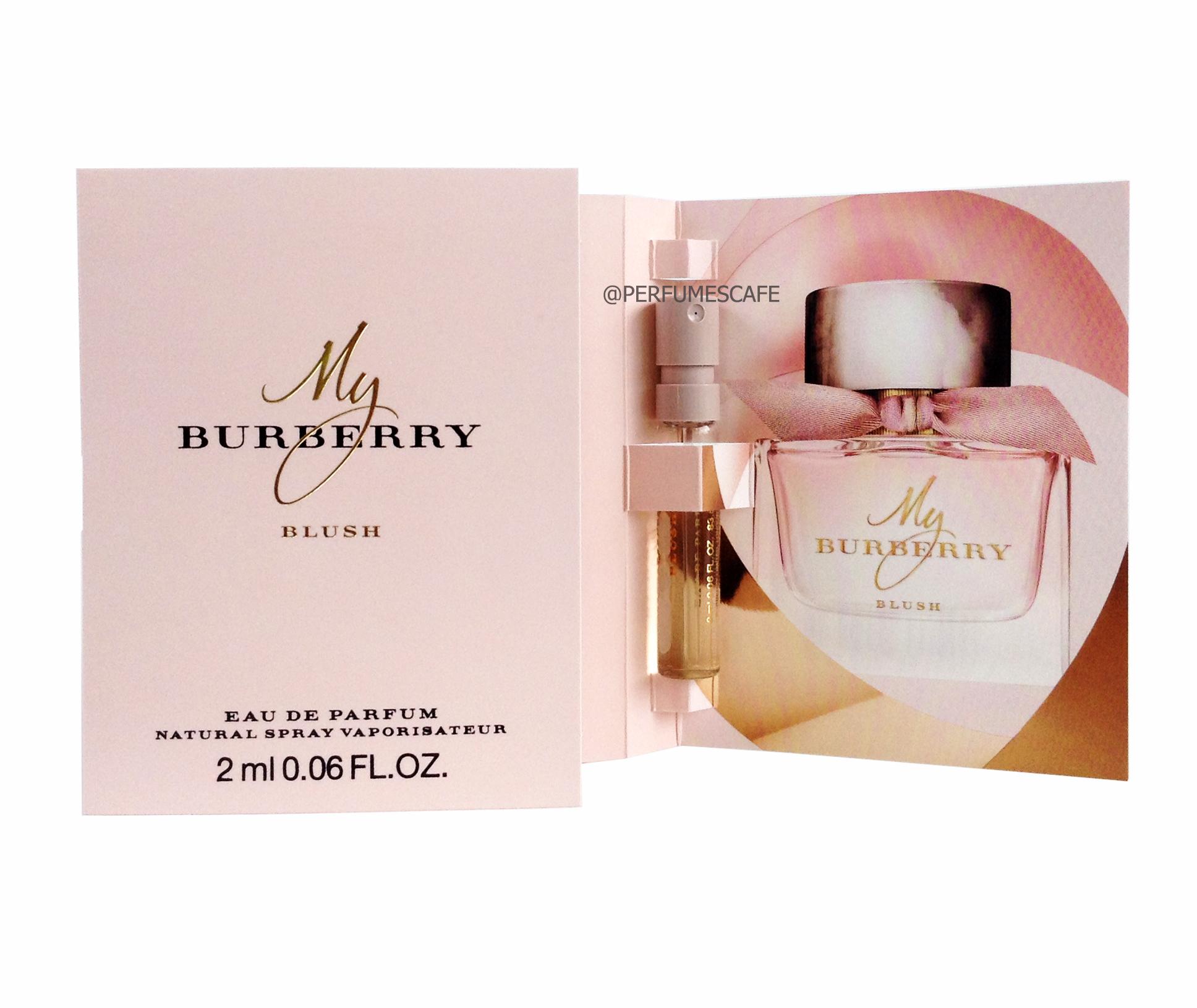 น้ำหอม My Burberry Blush Eau de Parfum ขนาดทดลอง 2ml