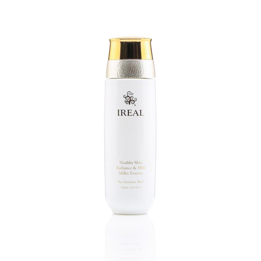 Ireal Plus Mild Milky Essence For Sensitive Skin 120 ml.