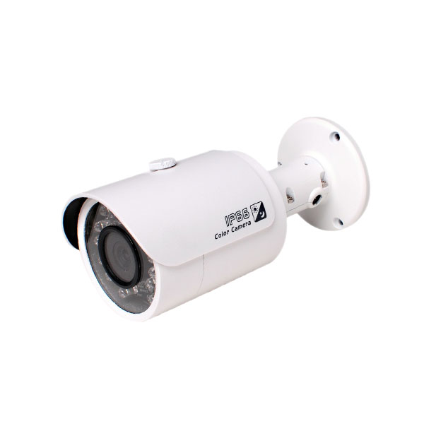 Dahua IPC-HFW2100P 1.3 Megapixel HD Network Mini IR-Bullet Camera