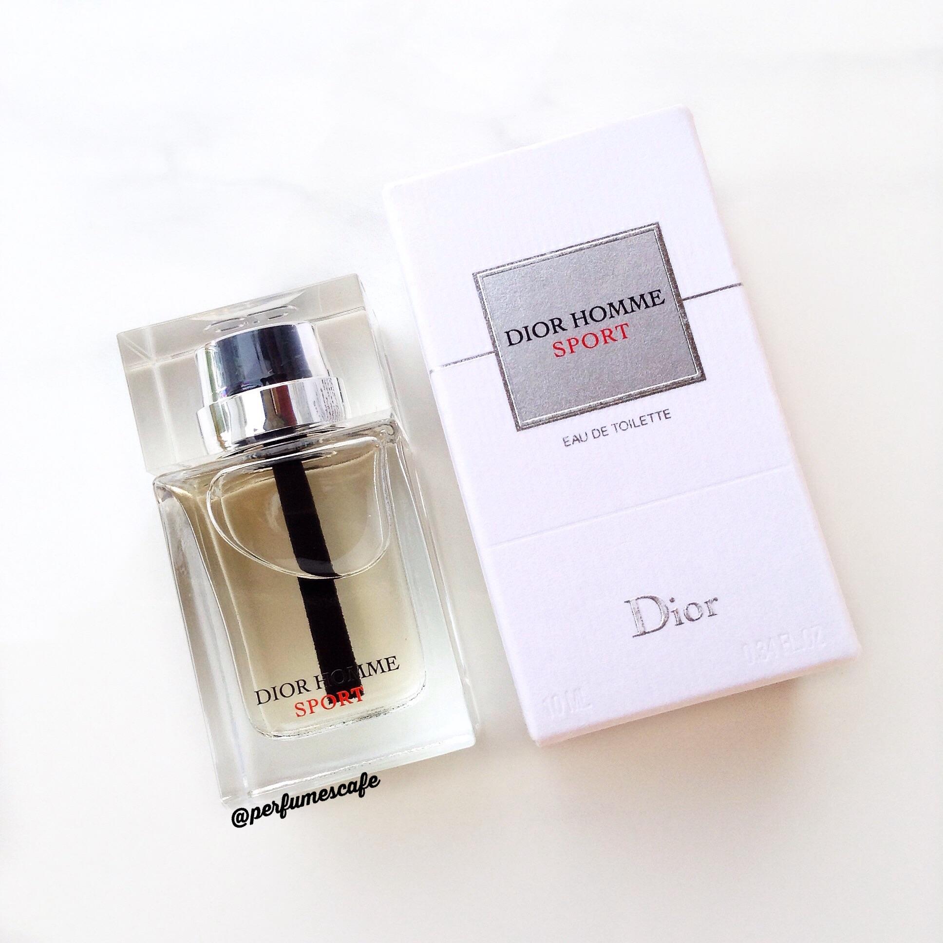 น้ำหอม Dior Homme Sport 2017 ขนาด 10ml. แบบแต้ม