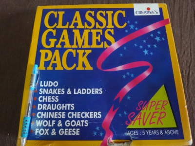 classic games pack