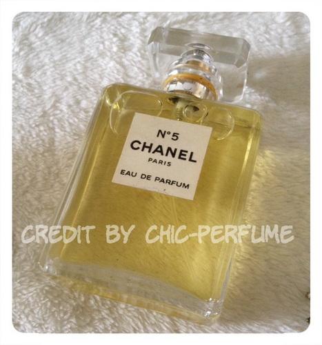 น้ำหอม Chanel No 5