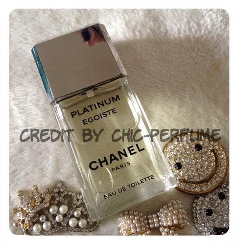 น้ำหอม Chanel Platinum Egoiste Pour Homme