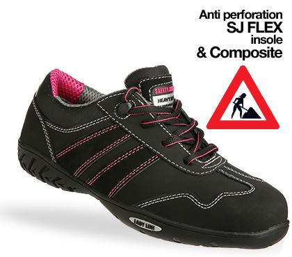 รองเท้าเซฟตี้ รองเท้าหัวเหล็ก Safety Jogger รุ่น Ceres Size 37 พร้อมกล่อง