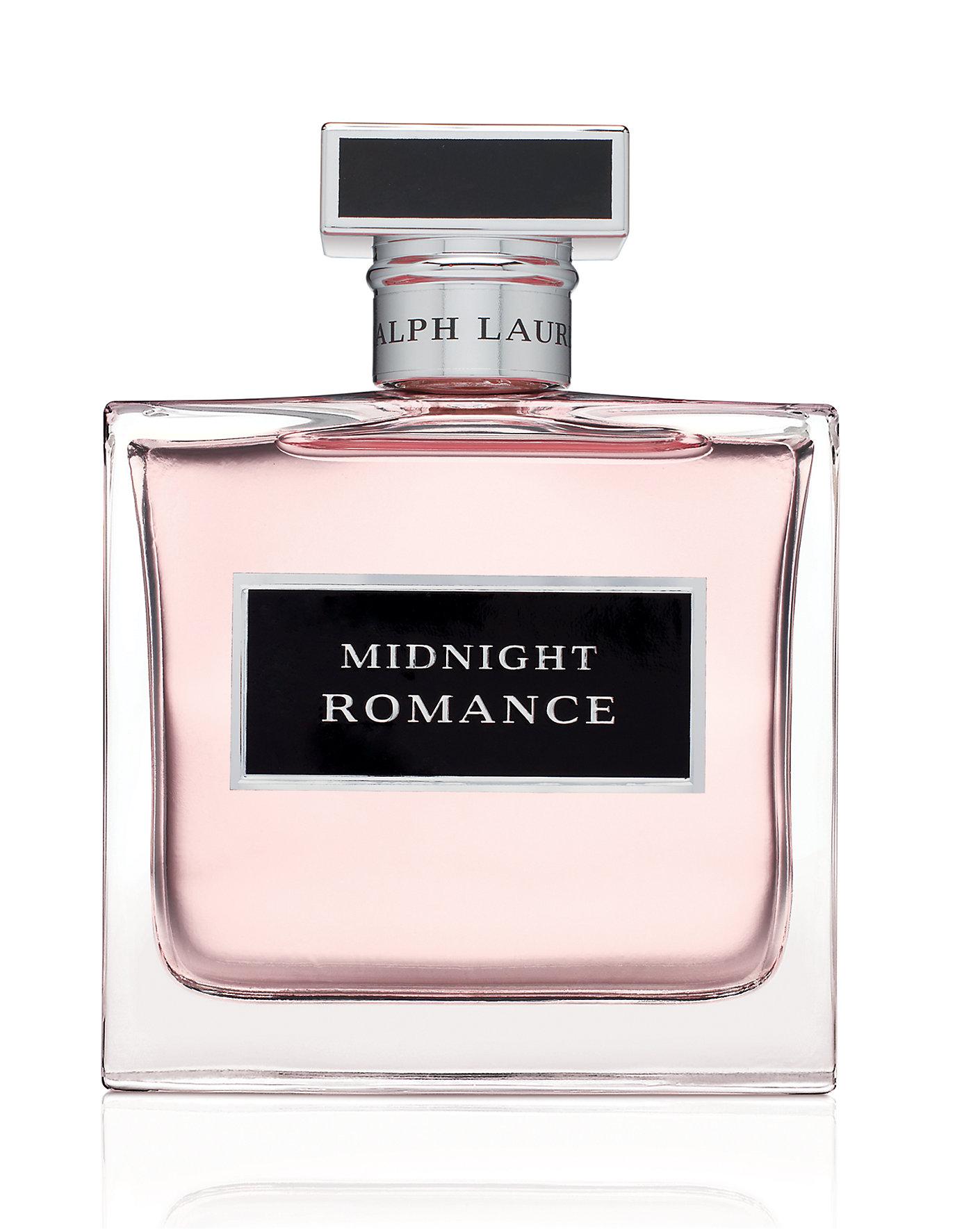 น้ำหอม Ralph Lauren Midnight Romance Eau de Parfum 100ml. กล่องเทสเตอร์ไม่มีฝา