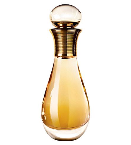 Dior J'adore Touche de Parfum ขนาด 20 ml กล่องเทสเตอร์