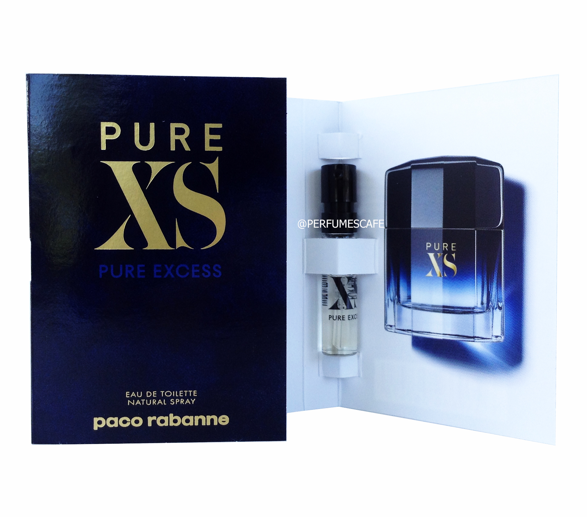 น้ำหอม Paco Rabanne Pure XS Eau de Toilette for him ขนาด 1.5ml