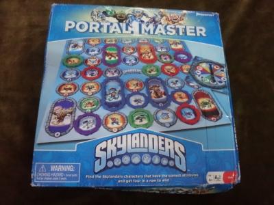 Portel master skylanders
