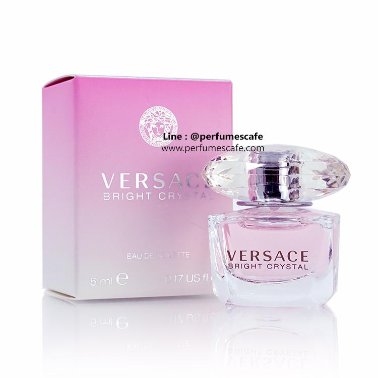 น้ำหอม Versace Bright Crystal for women ขนาด 5ml แบบแต้ม