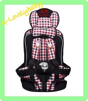 เบาะนั่งนิรภัย คาร์ซีทแบบพกพา เหมาะสำหรับเด็ก อายุ 6 เดือน ถึง 4 ขวบ น้ำหนัก 9-18 kg สินค้าพร้อมส่ง