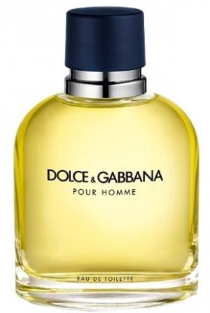 น้ำหอม Dolce&Gabbana Pour Homme for men Eau de Toilette 125 ml กล่องเทสเตอร์