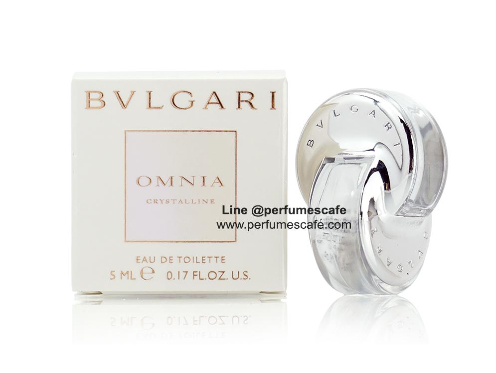 น้ำหอม Bvlgari Omnia Crystalline EDT ขนาด 5ml แบบแต้ม