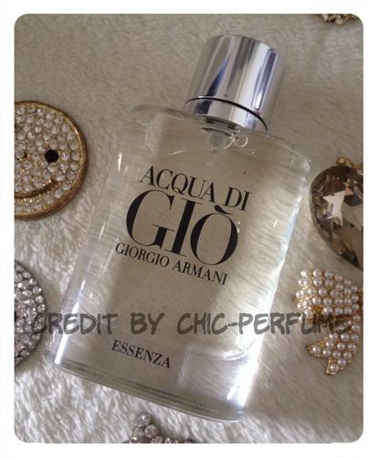 น้ำหอม Giorgio Armani Acqua Di Gio ESSENZA for Men