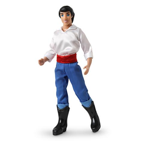 Z Classic Doll Prince Eric (The Little Mermaid) - 12'' ตุ๊กตาเจ้าชายอิริค จากเรื่องเมอเมด (พร้อมส่ง)