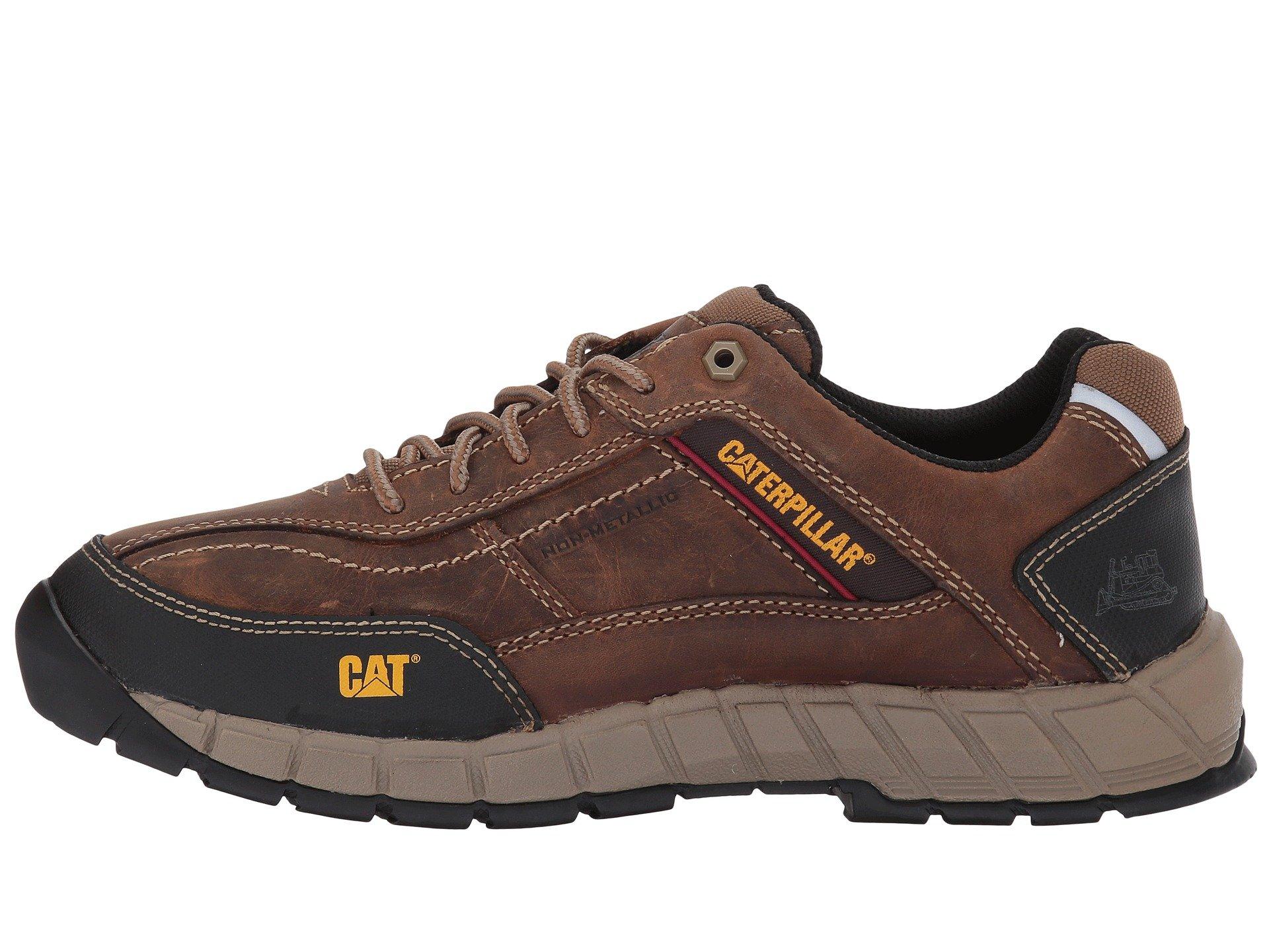 รองเท้า Caterpillar Streamline Soft Toe หัวเหล็ก Size 40 - 45