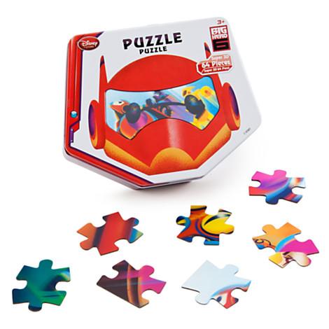 z Big Hero 6 3-D Jigsaw Puzzle