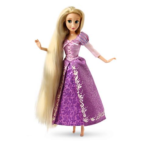 z Rapunzel Classic Doll - 12'' ตุ๊กตาเจ้าหญิงราพันเซล คลาสสิก ขนาด12นิ้ว (พร้อมส่ง)