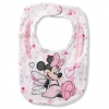Z Minnie Mouse Bib for Baby