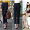 (Pre-Order) กางเกงทำงาน กางเกงขาเดฟ กางเกงแฟชั่น กางเกงแฟชั่นเกาหลีปี 2014