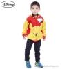 ฮ ( Size S-M-L ) Jacket Disney Winnie The Pooh เสื้อแจ็คเก็ต เสื้อกันหนาวแขนยาว เด็กผู้ชาย สกรีนลาย หมีพู เหลือง/แดง รูดซิป มีหมวก(ฮู้ด)สีเหลือง ใส่คลุมกันหนาว กันแดด ใส่สบาย ดิสนีย์แท้ ลิขสิทธิ์แท้ (Size S-M-L)