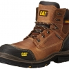 รองเท้า Caterpillar Men's Fabricate 6 Inch Tough WP CT Work Boot หัวเหล็ก Size 40 - 45