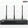 Dahua NVR4104HS-W-S2 4Channel Compact 1U WiFi Network Video Recorder