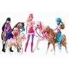 z Barbie & Her Sisters In A Pony Tale - Horse Adventure ของแท้100% นำเข้าจากอเมริกา