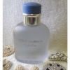น้ำหอม Dolce & Gabbana Light Blue Pour Homme EDT for Men 125 ML.