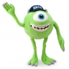 z Mike Wazowski Plush - Monsters University - Small - 12''