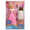 z Singing Doll and Costume Set - Cinderella - 11 1/2''