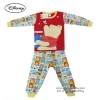 (Size S-M-L) ชุดนอนเด็กผู้ชายสีแดง Disney Winnie The Pooh เสื้อแขนยาว กางเกงขายาว สุดเท่ห์ ลิขสิทธิ์แท้ (สำหรับเด็กอายุ 3-8 ปี )
