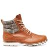 ลด ล้างสต๊อก รองเท้า Timberland BREWSTAH 6 inch warm boots BROWN W / TEXTILE 9741B