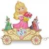 Z Third Birthday Aurora Figurine by Precious Moments