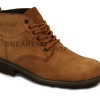 รองเท้า Caterpillar Newcastle Mens Lace Up Leather Ankle Boots Size 40-44