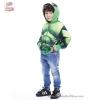 """"""" S-M-L-XL """" เสื้อแจ็คเก็ต เสื้อกันหนาว เด็กผู้ชาย สกรีนลายเกราะ Super Hero The Hulk สีเขียว รูดซิป มีหมวก(ฮู้ด)สกรีนหน้า The Hulk ใส่คลุมกันหนาว กันแดด สุดเท่ห์ ใส่สบาย ลิขสิทธิ์แท้ (ไซส์ S-M-L-XL )"""