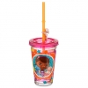 z Doc McStuffins Tumbler with Straw - Small