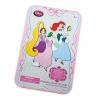 Z Ariel and Rapunzel Magnetic Dress-Up Dolls Set