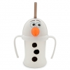 z Olaf Cup with Straw for Kids - Frozen from USA ของแท้ นำเข้าจากอเมริกา