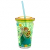 z Frozen Fever Tumbler with Straw
